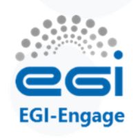 Engaging the EGI Community towards an Open Science Commons - EGI-Engage