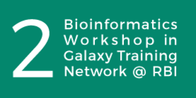 CIR Interactive Workshop - Introduction to bioinformatics analysis with Galaxy application