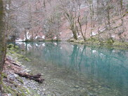 Hydrogeological investigations of the upper flow of Kupa River and its tributaries