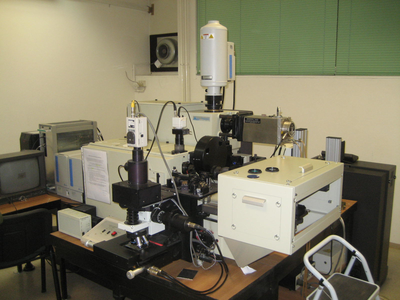 Laboratory for Molecular Physics and Synthesis of New Materials