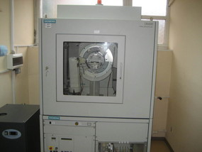 X-ray diffractometer for thin films Siemens D 5000