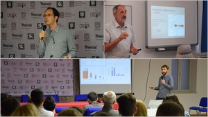 Festival of Science Brings RBI Scientists to Sinj