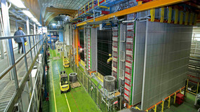 RBI Scientists participated in a successful quest for neutrino oscillations