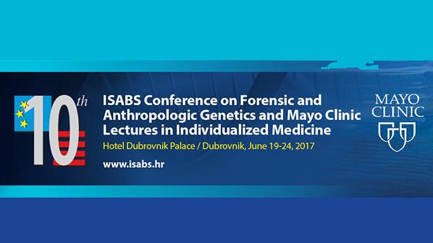 10th ISABS Conference - Ruđer Bošković Institute