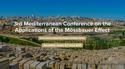 3rd Mediterranean Conference on the Applications of the Mössbauer Effect