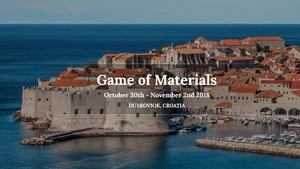 Game of Materials